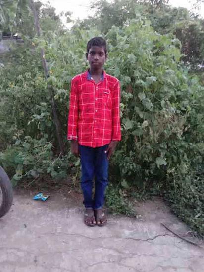 Image of Kishore