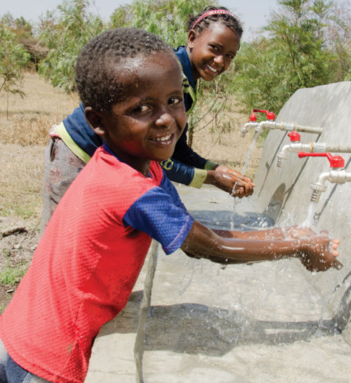 Image of Clean water fund