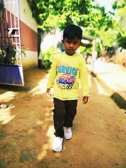 Image of Pranoth