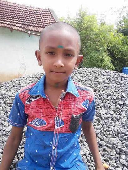 Image of Kamesh