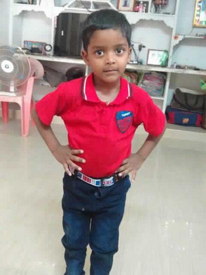 Image of Amuthesh