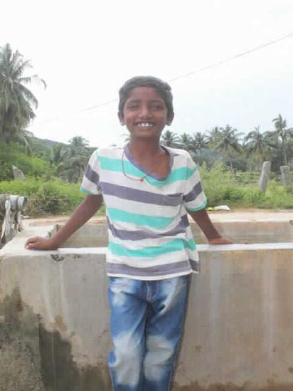 Image of Aravind