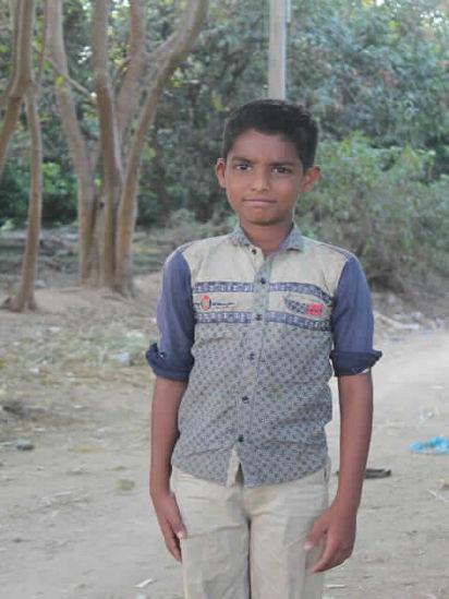 Image of Nikhil