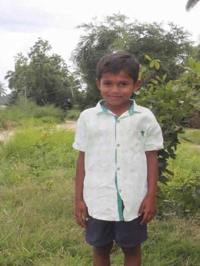 Image of Saikrishna