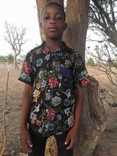 Image of Tegwende