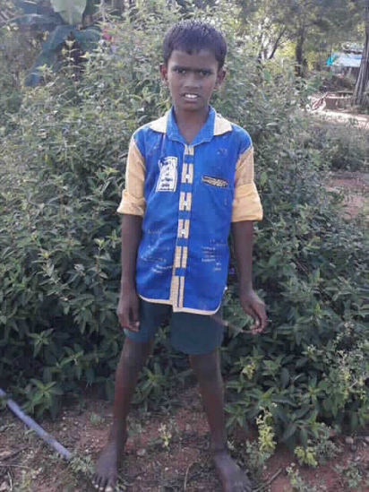 Image of Saravanakumar