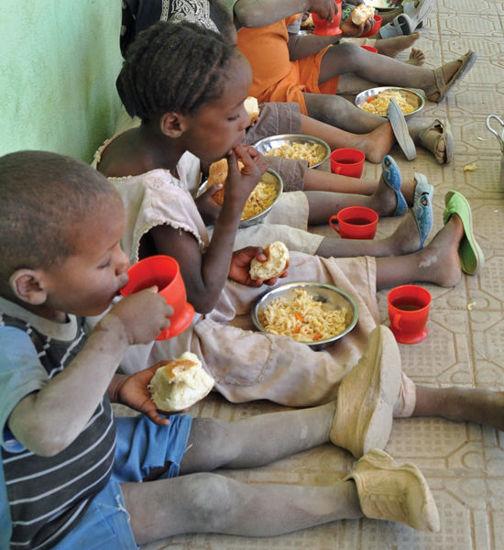 Image of School meals