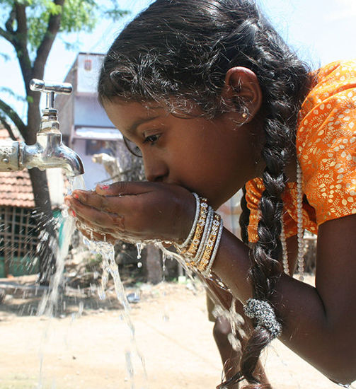 Image of Clean water for a family