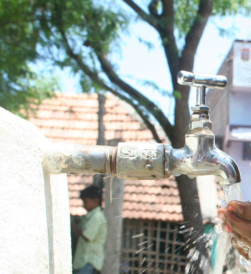 Image of Clean water for a village